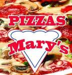 Logotipo Pizzas Mary's