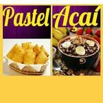 Logotipo Pastel & Açaí Delivery.