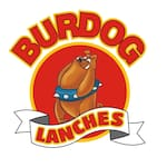 Logotipo Burdog Lanches