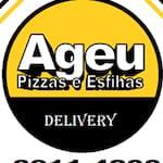 Logotipo Ageu Pizzas