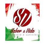 Logotipo Sabor e Vida Rotisseria e Laticinios