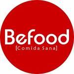 Logotipo BeFood Comida Sana