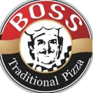 Logotipo Boss Traditional Pizza - Jatiúca