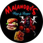 Logotipo Malandros Wings
