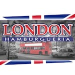 Logotipo London Hamburgueria
