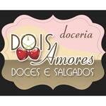 Logotipo Doceria e Buffet Dois Amores