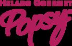 Logotipo Popsy (CC La Central)