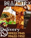 Logotipo Marmitex Delivery Kell