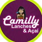 Logotipo Açai da Camilly