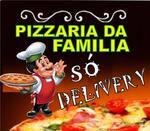 Logotipo Pizzaria da Familia - Taguatinga