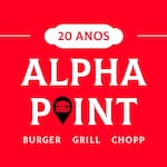 Logotipo Alpha Point Barueri