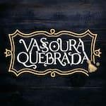 Logotipo Vassoura Quebrada