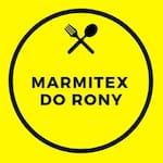 Logotipo Marmitex do Rony