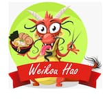 Logotipo Weikou Hao Delivery
