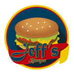 Logotipo Jeff's Burger