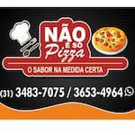 Logotipo Não É Só Pizza