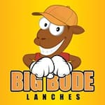 Logotipo Big Bode Lanches - Unidade Universitaria