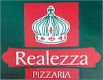 Logotipo Pizzaria Realezza