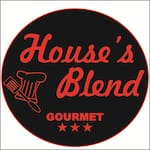 Logotipo House's Blend  Gourmet