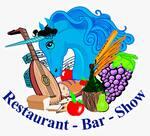 Logotipo El unicornio azul