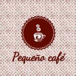 Logotipo Pequeña Café