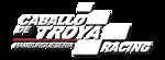 Logotipo Hamburgueseria Caballo de Troya Racing