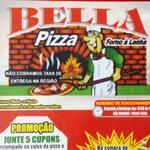 Logotipo Bella Pizza