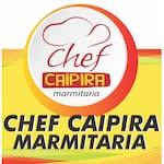 Logotipo Marmitaria Chef Caipira