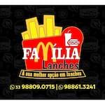 Logotipo Familia Lanches