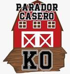 Logotipo Parador Casero KO