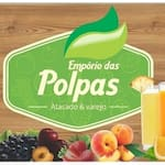 Logotipo Empório das Polpas