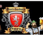 Logotipo Omena Lanchonete e Bebidas e Porcoes