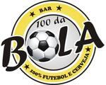Logotipo Bar 100 da Bola