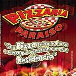 Logotipo Pizzaria Paraiso