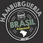 Logotipo Hamburgueria Brasil - Nilopolis
