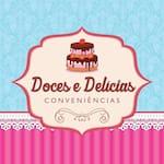 Logotipo Doces e Delicias