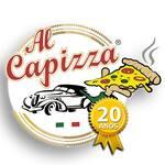 Logotipo Al Capizza - Bh