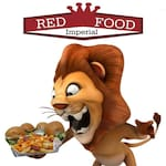 Logotipo Red Food Imperial