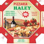 Logotipo Pizzaria Haley