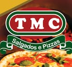 Logotipo T Mc Salgados e Pizzas