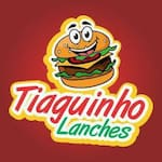 Logotipo Tiaguinho Lanches