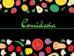 Logotipo Comidaria