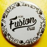 Logotipo Fusion Grill- Restaurante