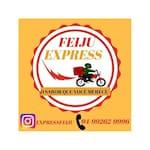 Logotipo Feiju Express