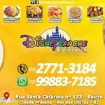 Disneylanches e Pizzaria