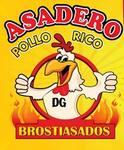 Logotipo Asadero pollo rico