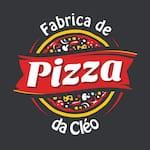 Logotipo Fábrica de Pizza Cléo