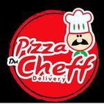 Logotipo Pizza Du Cheff Delivery