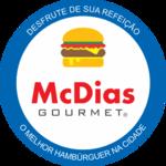 Logotipo Mcdias Gourmet