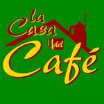 Logotipo La Casa del Café - La Nopalera